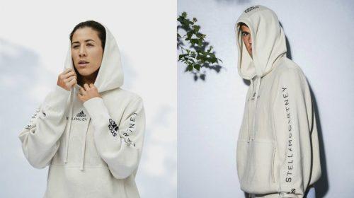 Adidas by Stella McCartney áo hoodie