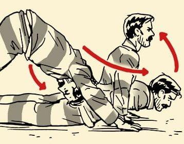Hít đất kiểu Ấn độ