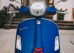 Đánh giá xe Vespa GTS150 Sport