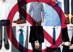 6 lỗi thời trang phổ biến nam giới cần tránh khi mặc áo sơ mi nam