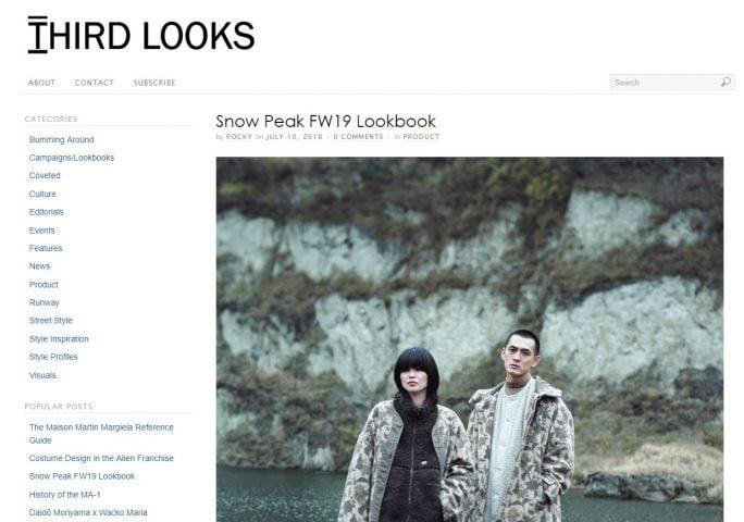 Blog thời trang nam Third Looks phong cách streetwear