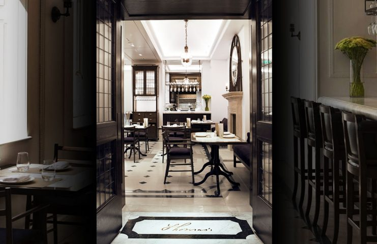 Burberry Thomas's Café