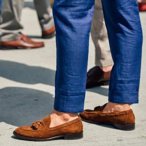 Cách phối đồ với giày loafers nam (3)
