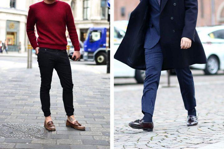Cách phối đồ với giày loafers nam (6)