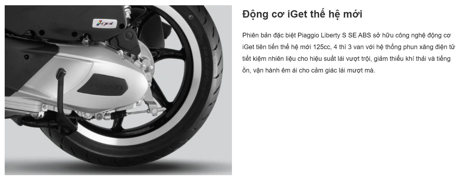 Có nên mua xe Piaggio Liberty S 2019 mới