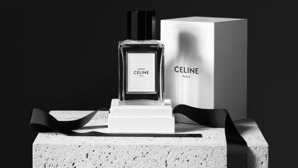 Celine ra mắt bộ sưu tập nước hoa mùi hương trung tính