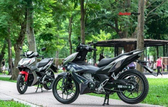Honda Winner X hay Yamaha Exciter