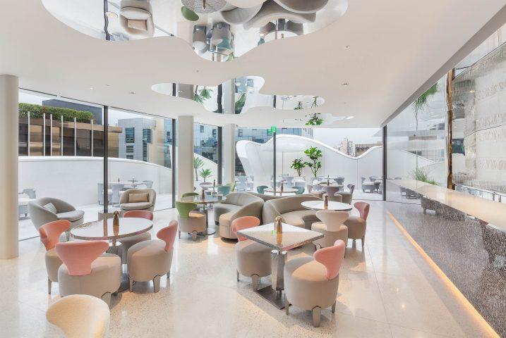 House of Dior Seoul Café