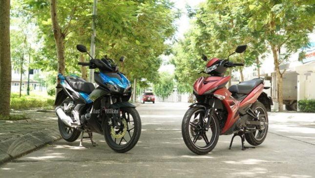 Nên mua xe Honda Winner X hay Yamaha Exciter