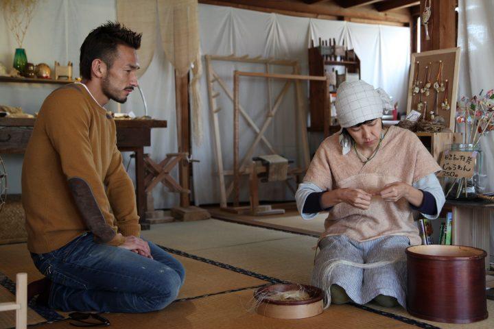 Nakata trân trọng những sản phẩm thủ công và các nghệ nhân ở Nhật Bản.