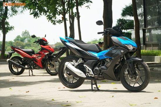 So sánh Honda Winner X và Yamaha Exciter