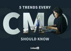 Tài liệu 5 xu hướng marketing các CMO cần phải biết