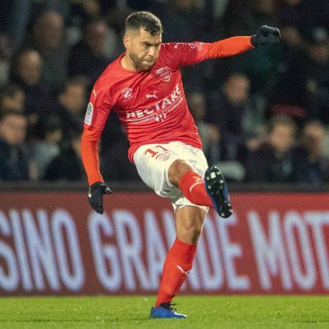 Teji Savanier - vua kiến tạo Ligue 1 mùa giải 2018 2019