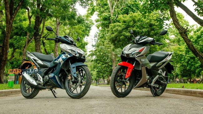 Winner X và Yamaha Exciter