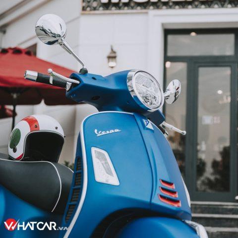 các phiên bản xe Vespa GTS 2019 mới