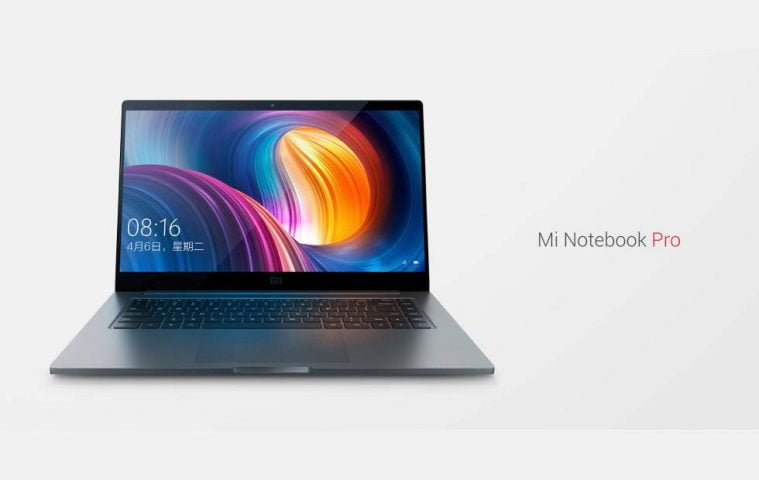 đánh giá Xiaomi Mi Notebook Pro 15.6