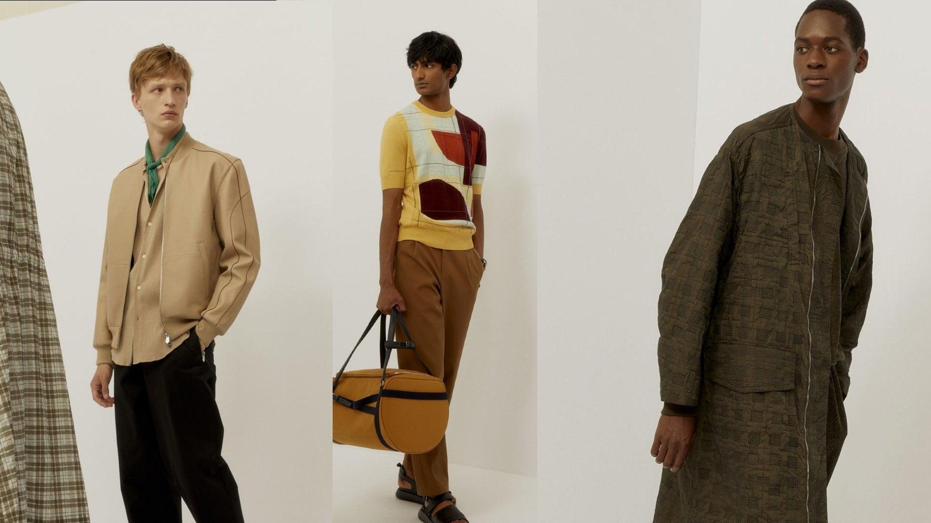 BST thời trang nam Xuân Hè SS2020 của Hermès