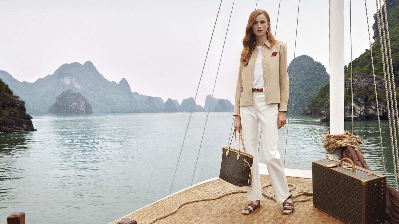 Louis Vuitton The Spirit of Travel Việt Nam