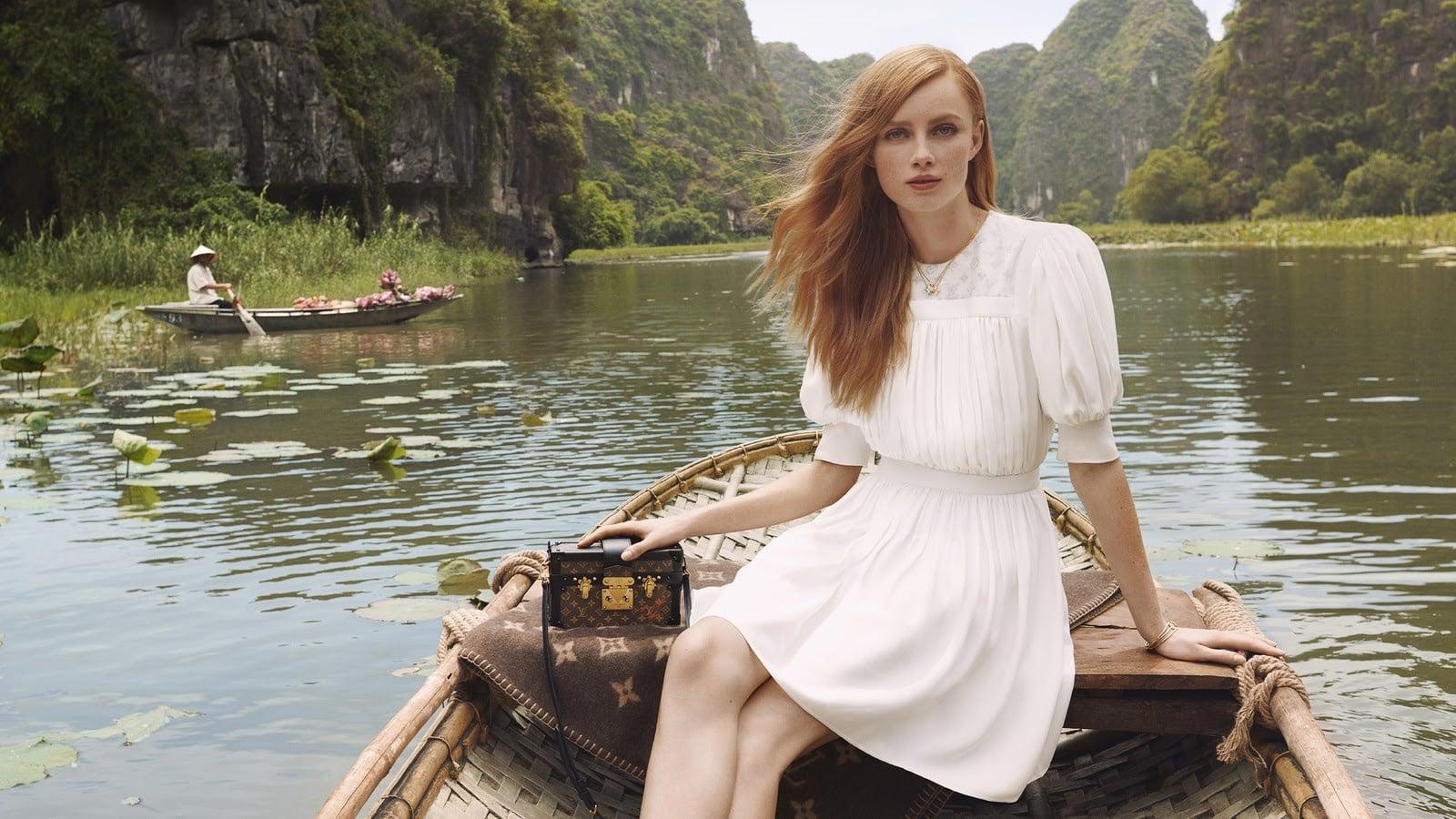 Louis Vuitton thực hiện chiến dịch 'The Spirit of Travel' tại Việt Nam