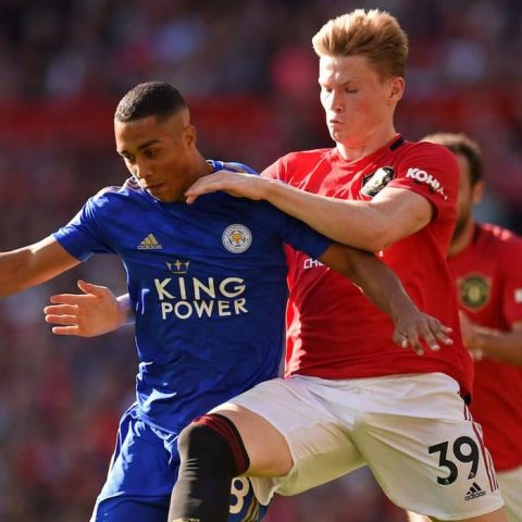 Manchester United vs Leicester City 2