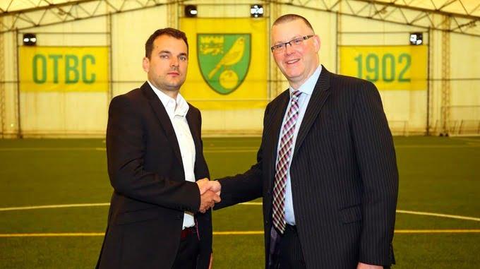 Stuart Webber Norwich City