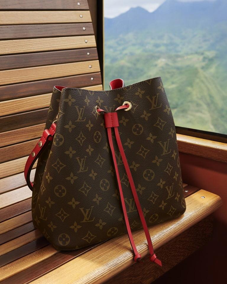 Túi Louis Vuitton xịn
