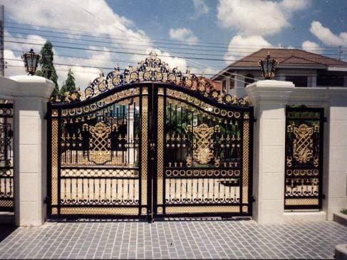 các mẫu cổng sắt đẹp (3)