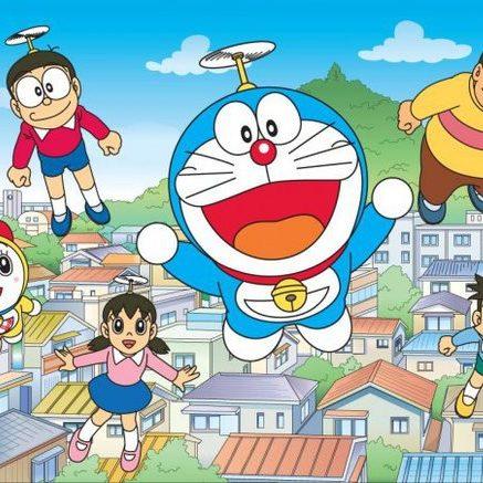 góc nhìn khác về các nhân vật trong Doraemon