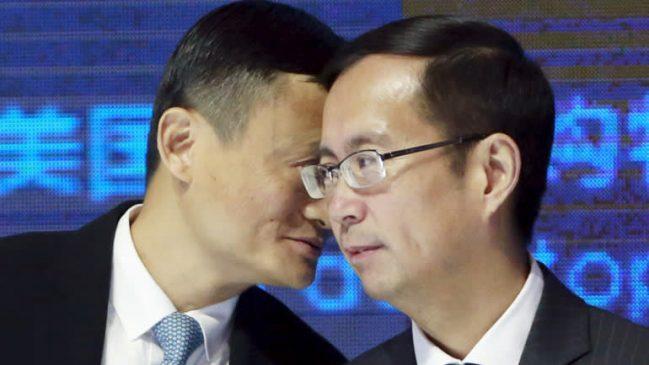 người thay thế jack ma Daniel Zhang là ai
