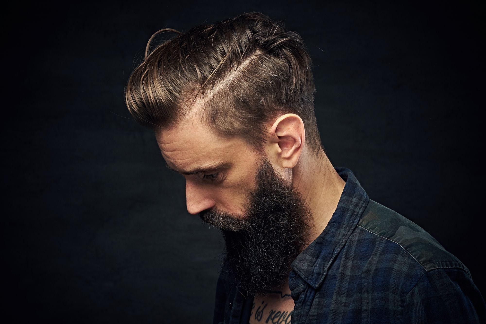 2020 xu hướng tóc nam
