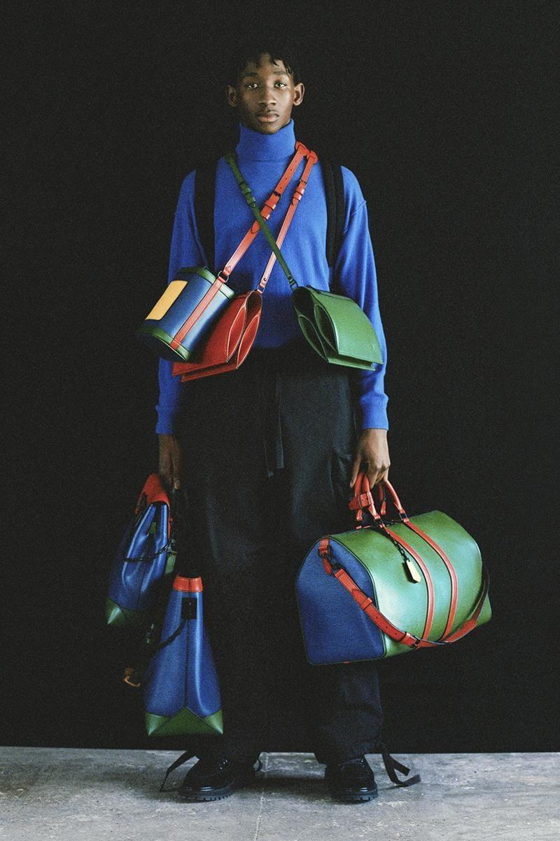 Nhà mốt Louis Vuitton giới thiệu BST Pre-Spring 2020 (1)
