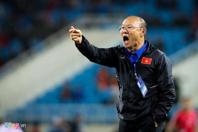 Park Hang Seo - hơn cả huấn luận viên, ông là một nhà lãnh đạo