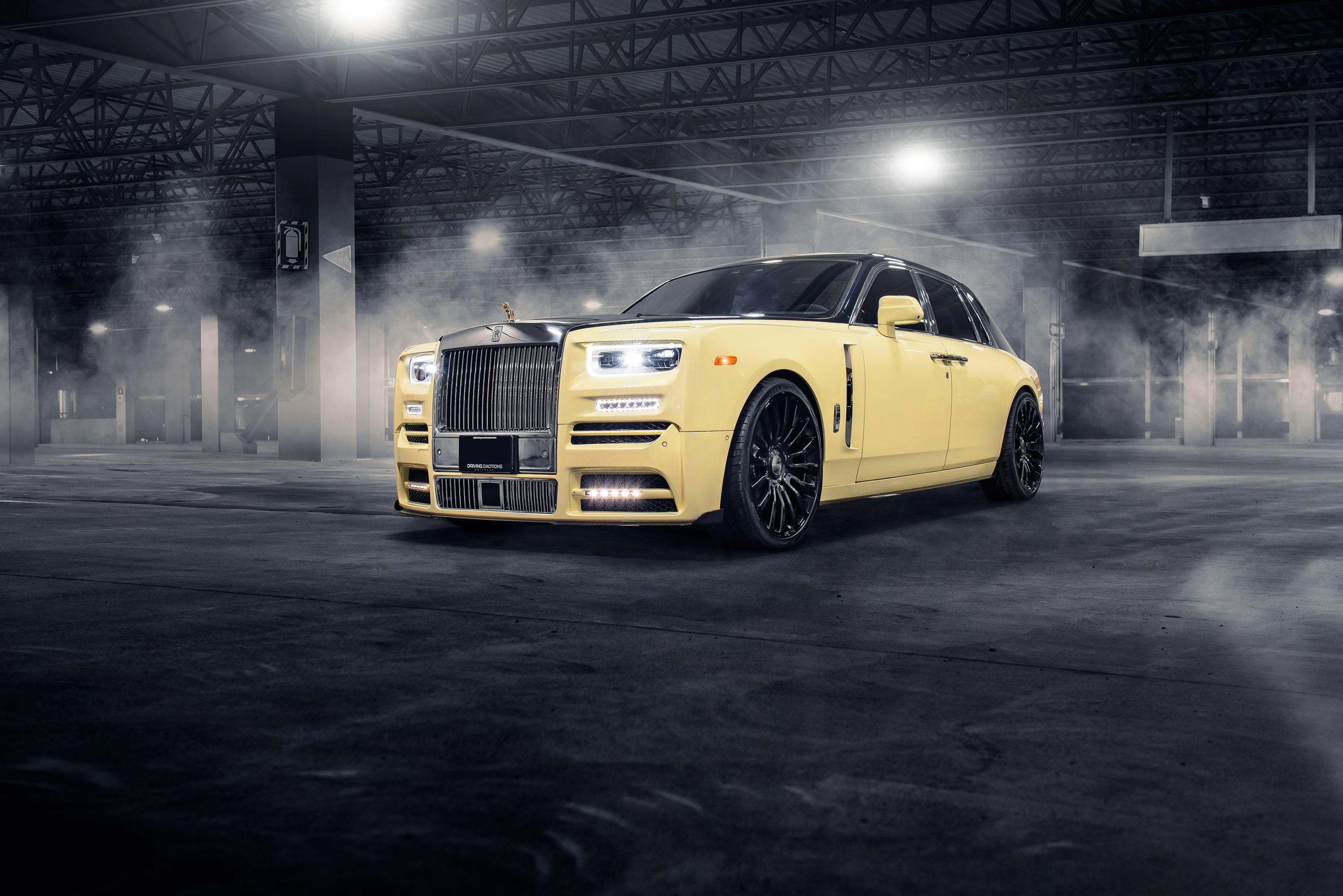 Rolls-Royce Phantom 8 Rapper Drake