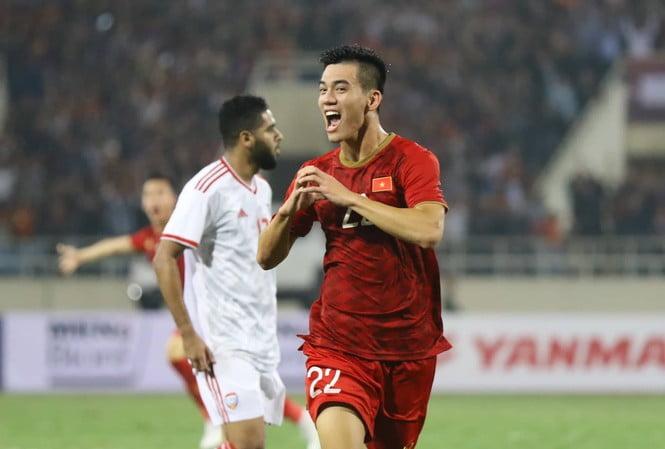 Việt Nam 1-0 UAE