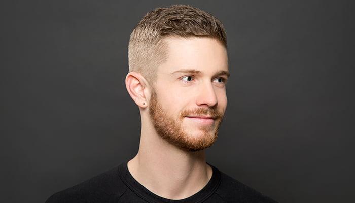 Xu hướng tóc nam 2020