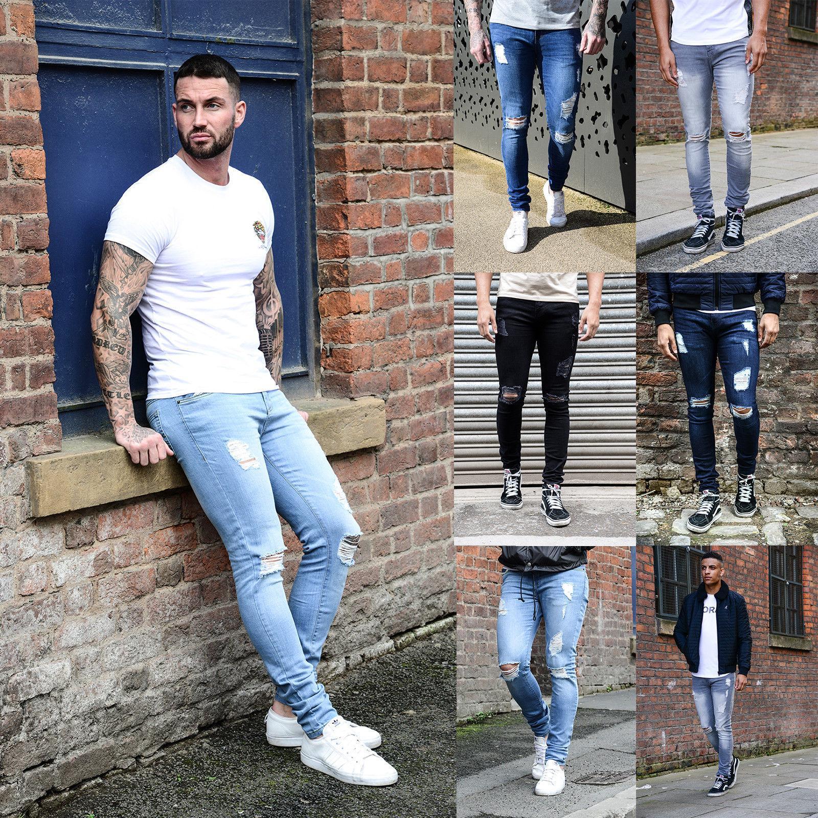 cách mặc quần jeans