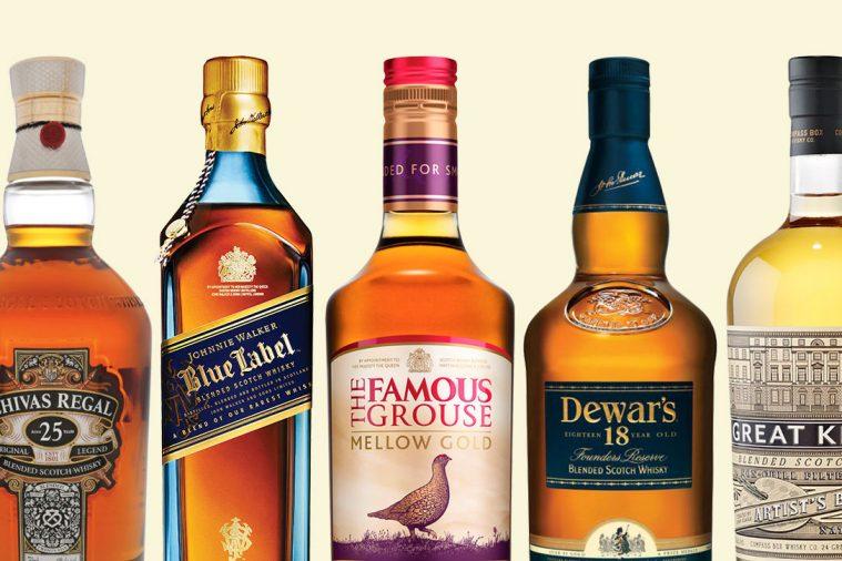 kiến thức rượu Scotch Whisky