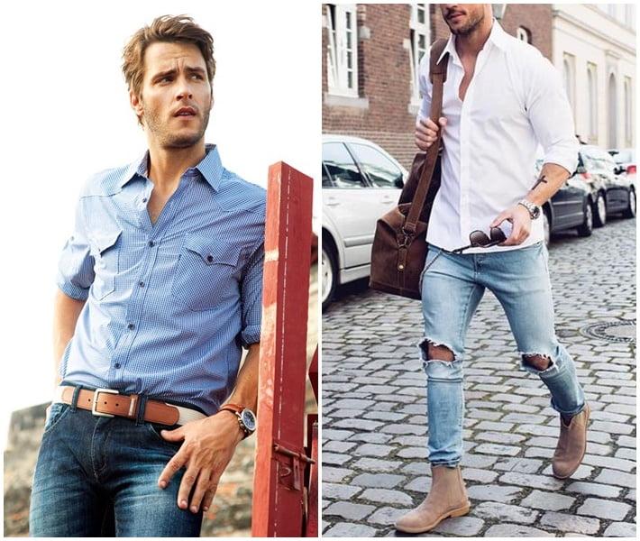 lưu ý khi chọn quần jeans nam