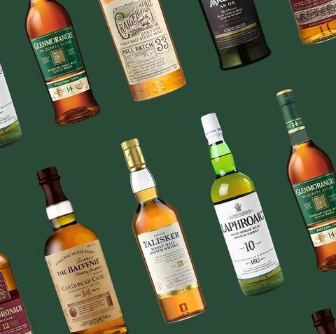 phân loại rượu Scotch Whisky