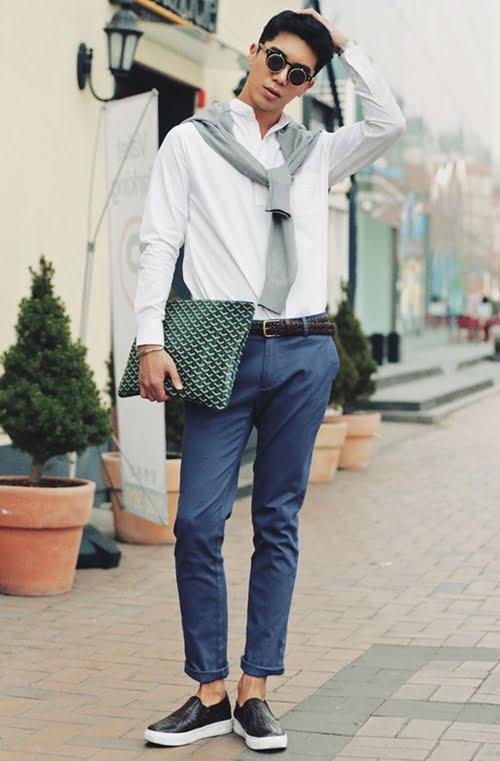 quần khaki nam đẹp