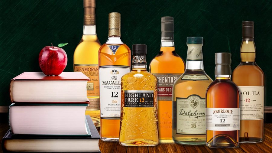 tìm hiểu về rượu Scotch Whisky