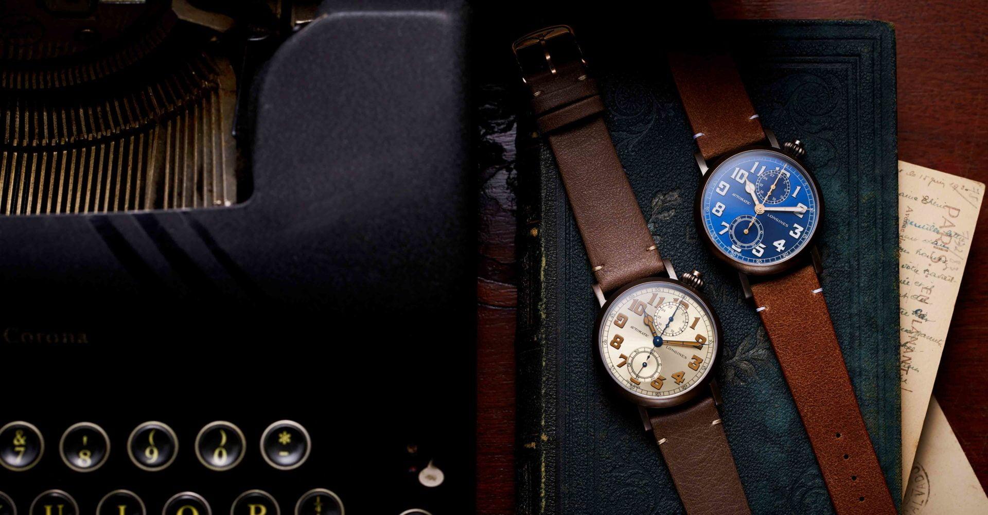 Đồng hồ Longines Type A-7 1935