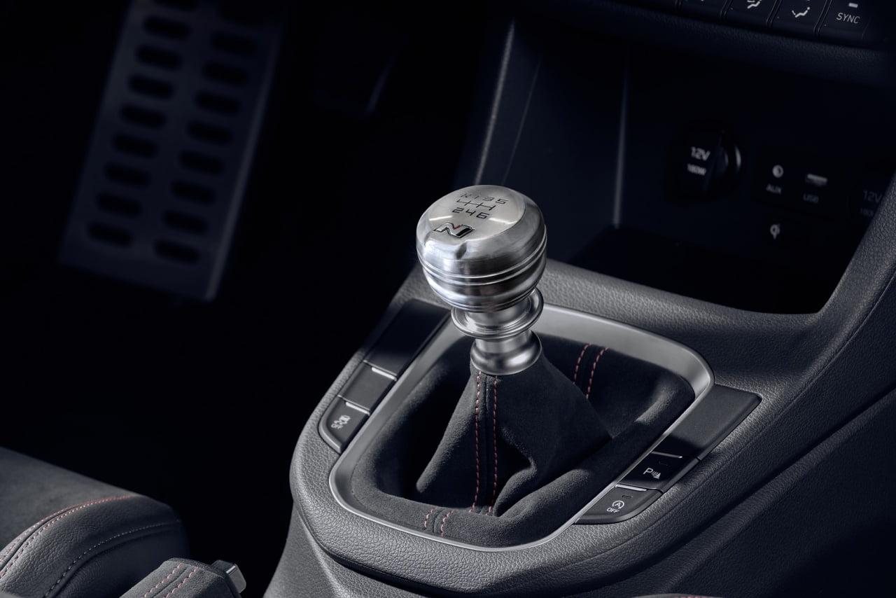 động cơ xe Hyundai i30 N Project C