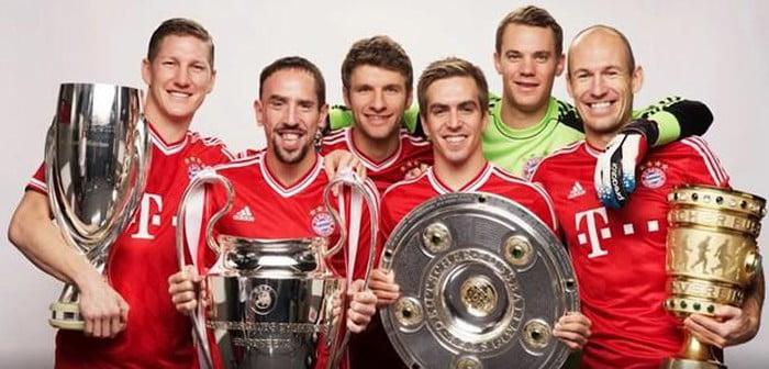 Bayern Munich 2010