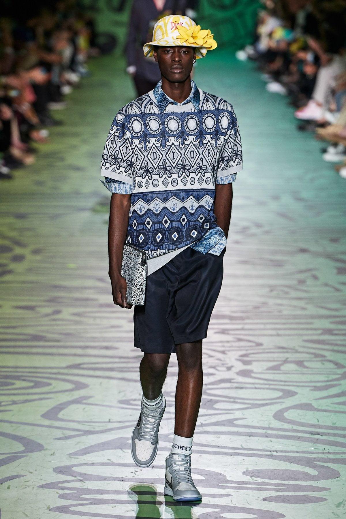 Dior muốn đánh gục cả thế giới với dòng thời trang nam đầy nhục cảm 10