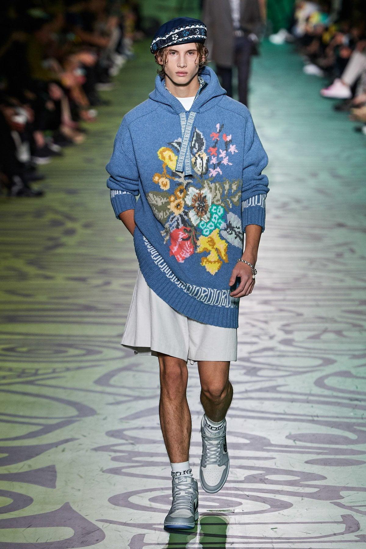 Dior muốn đánh gục cả thế giới với dòng thời trang nam đầy nhục cảm 11