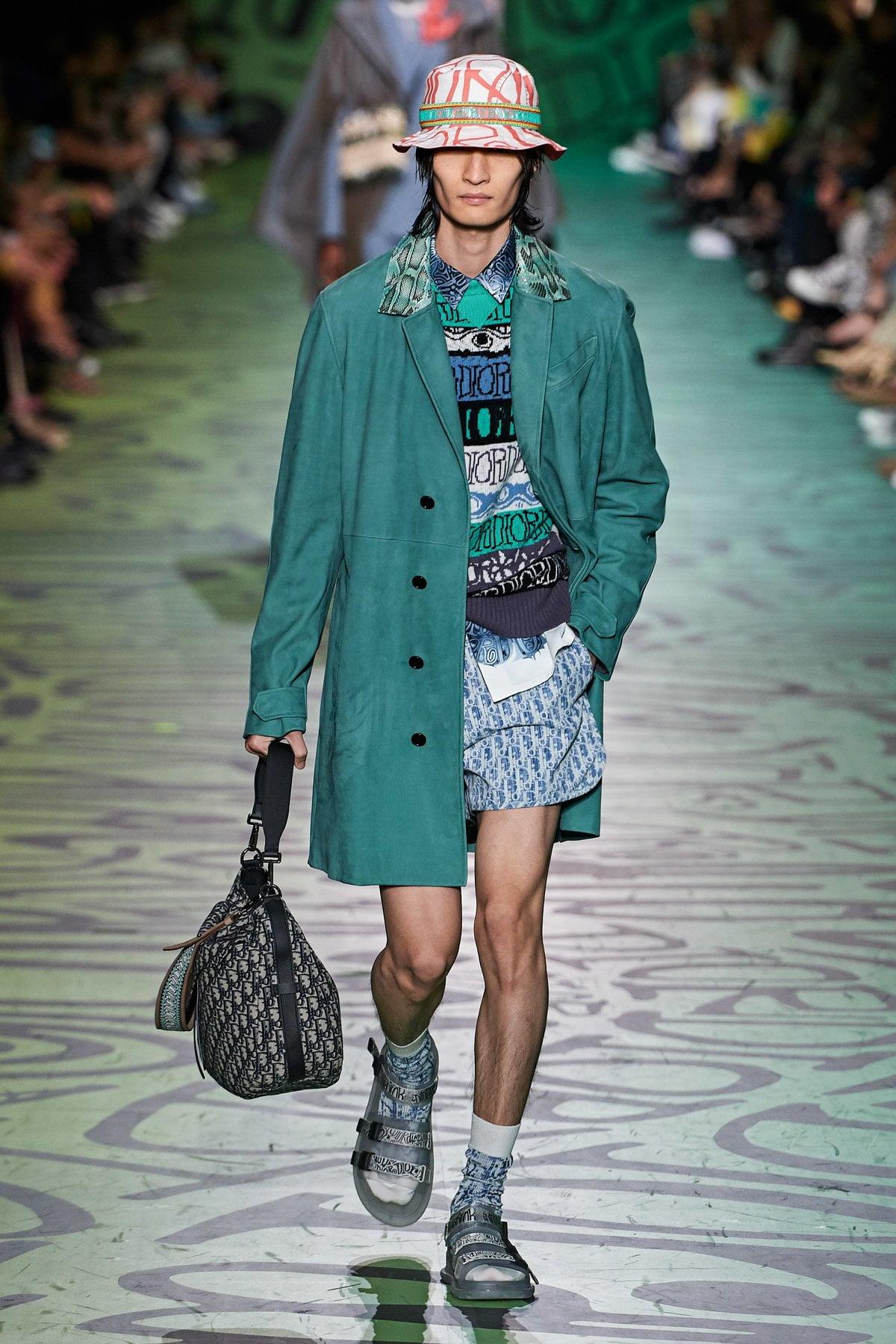 Dior muốn đánh gục cả thế giới với dòng thời trang nam đầy nhục cảm 14