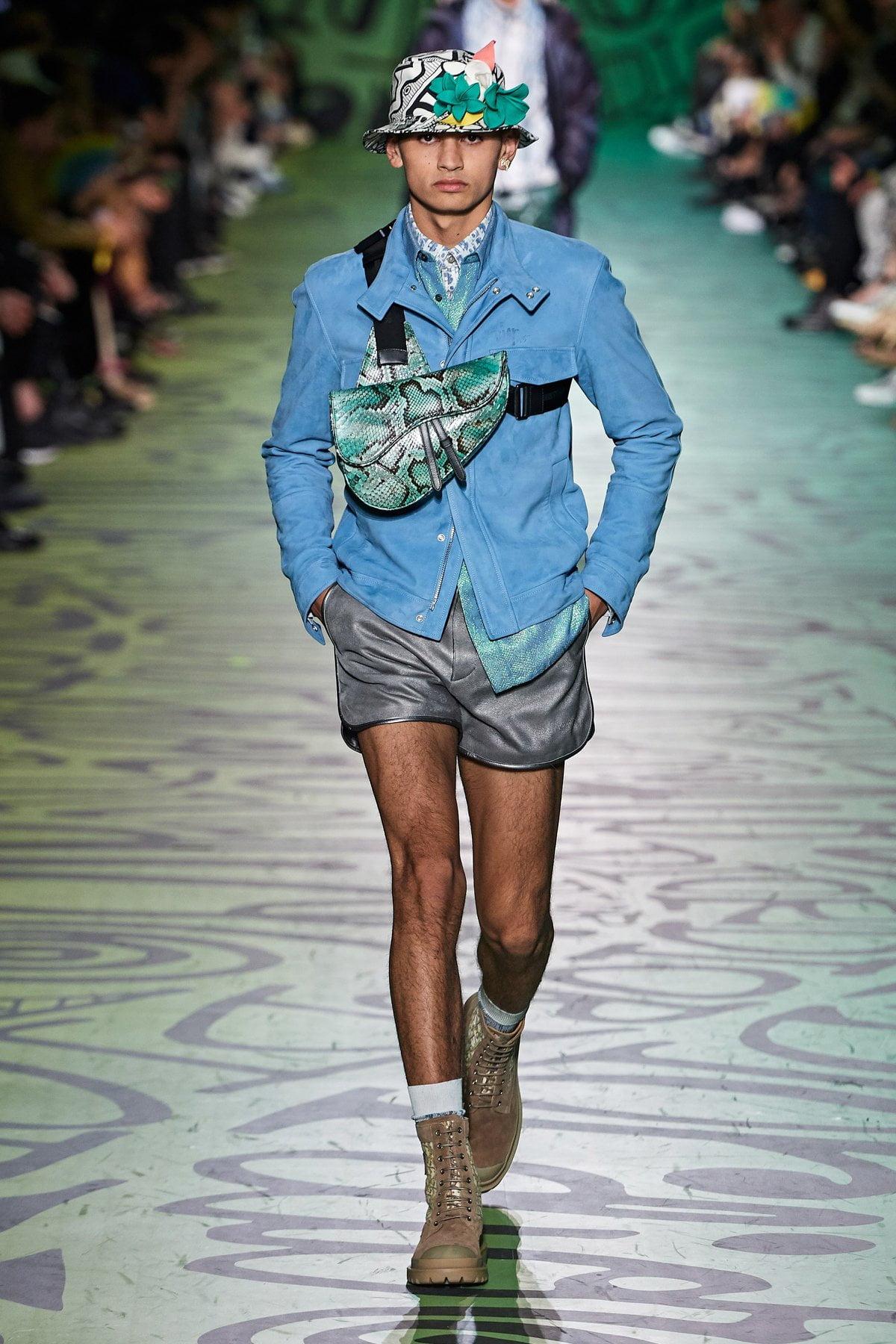 Dior muốn đánh gục cả thế giới với dòng thời trang nam đầy nhục cảm 15