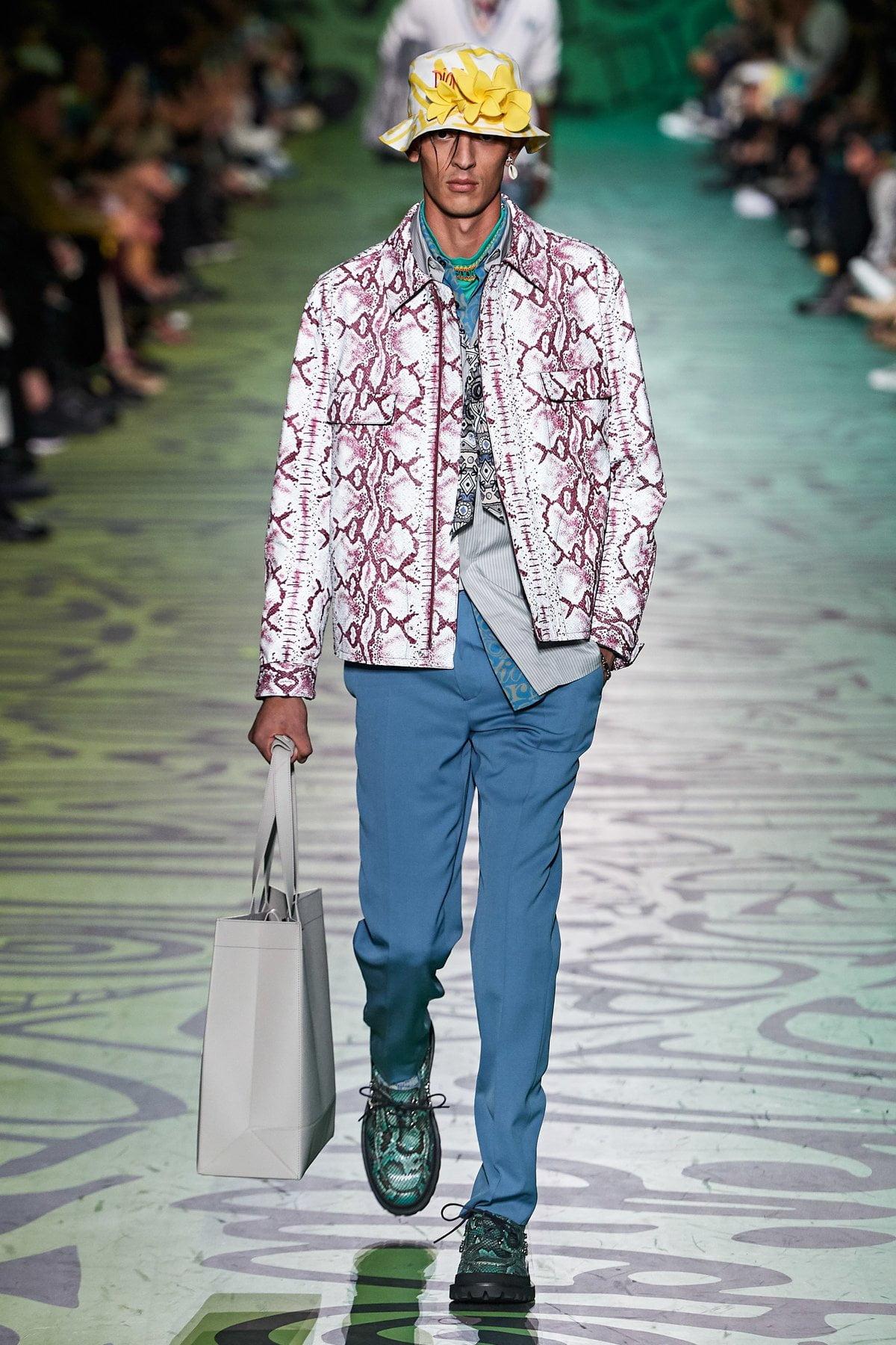 Dior muốn đánh gục cả thế giới với dòng thời trang nam đầy nhục cảm 16