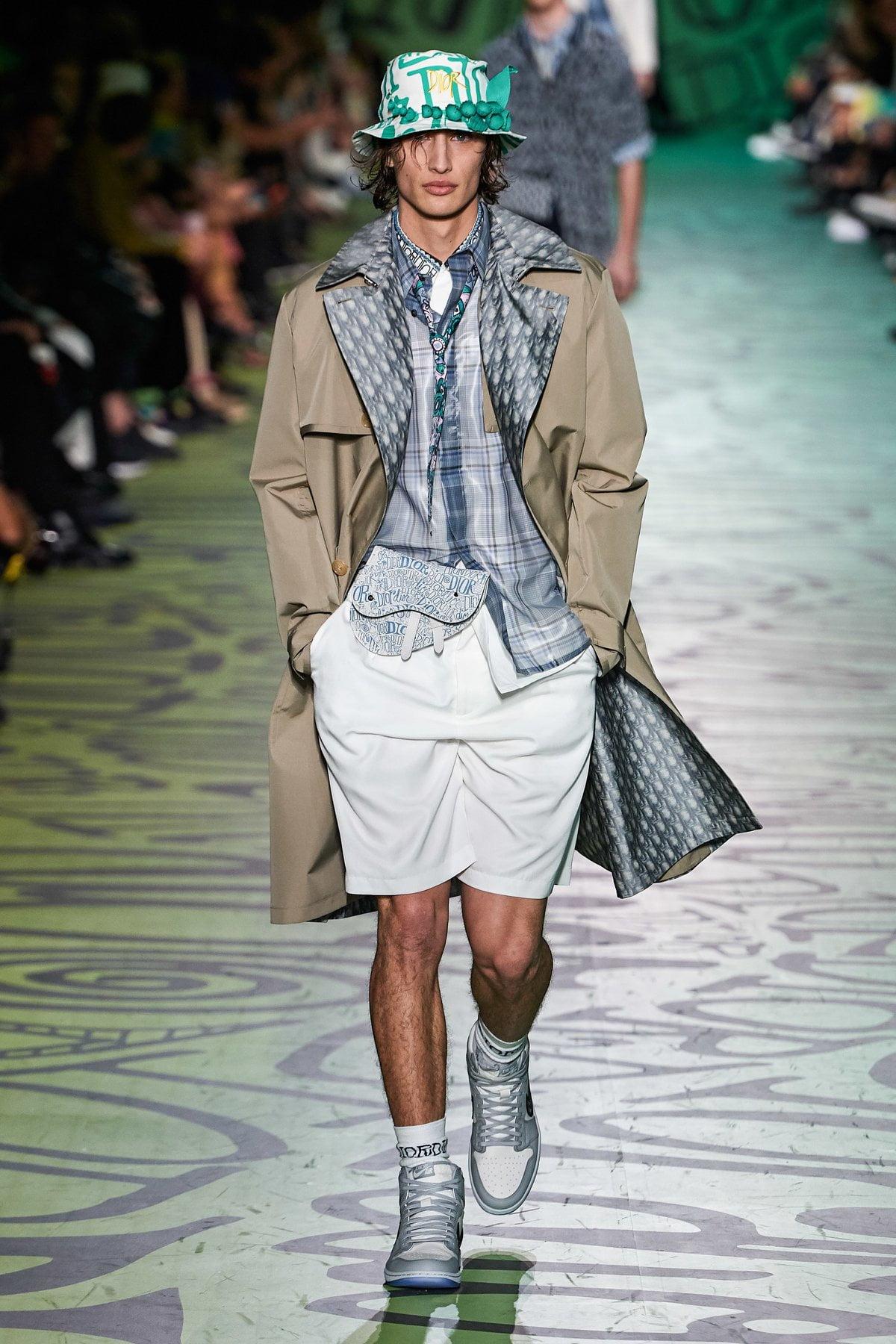 Dior muốn đánh gục cả thế giới với dòng thời trang nam đầy nhục cảm 17